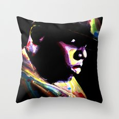 Big Papa Throw Pillow