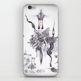Diabolico dime Tu iPhone Skin