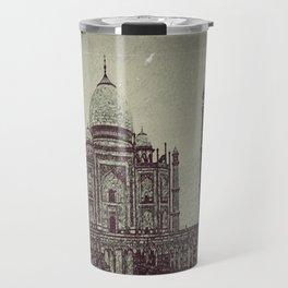 Taj chrome Travel Mug