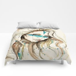 Soul Warrior Comforters