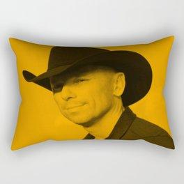 Kenny Chesney Rectangular Pillow
