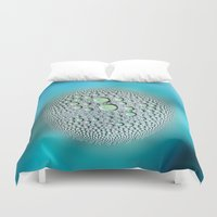 blues Duvet Covers featuring Blues by Joao Bizarro