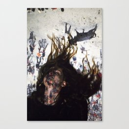 Citizen Falling. Canvas Print