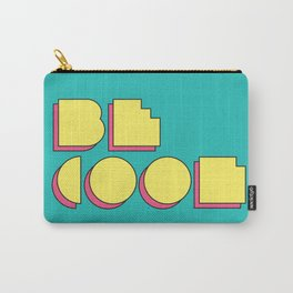 80s Be Cool Carry-All Pouch