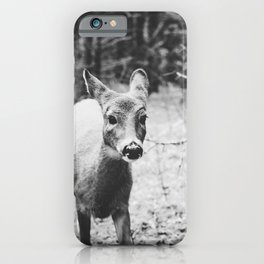 deer. iPhone Case