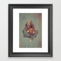 Life Force Framed Art Print