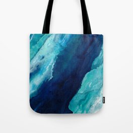 Lost at Sea Tote Bag