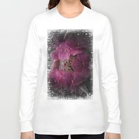 hydrangea Long Sleeve T-shirts featuring Hydrangea by Paul & Fe Photography