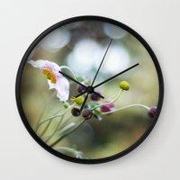 dancing Wall Clocks featuring Dancing by Katie Kirkland