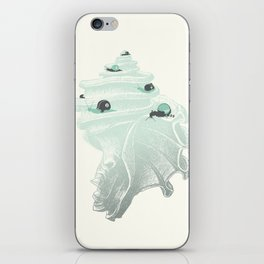 Race for the Prize iPhone Skin