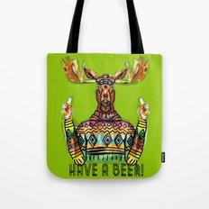 Have a Beer Tote Bag