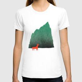 Man & Nature - Island #1 T-shirt