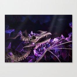 Ruvouk's demise Canvas Print