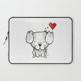 Cute Kawaii Puppy Dog Laptop Sleeve