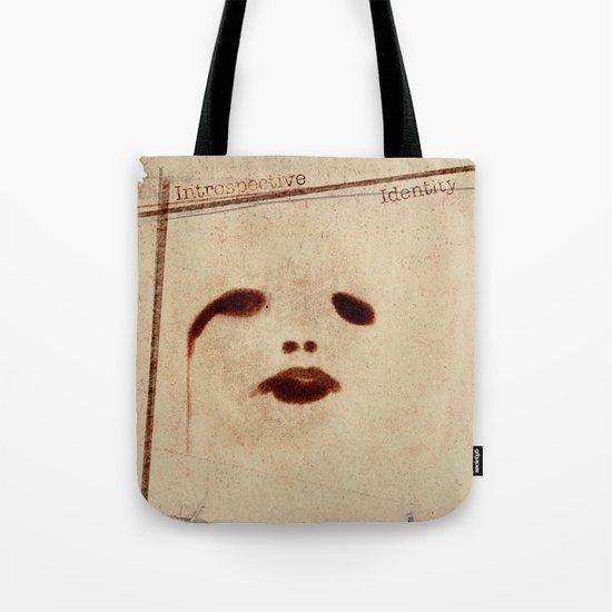 Introspective Identity Tote Bag