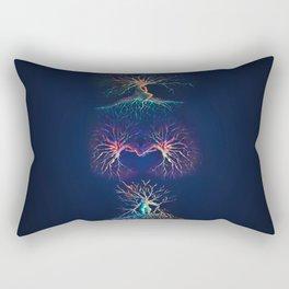 Tree Series Rectangular Pillow