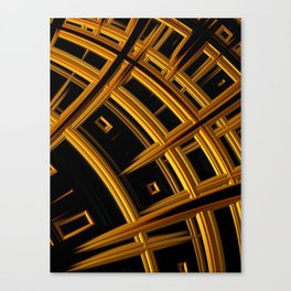 In the House of Coeus Canvas Print