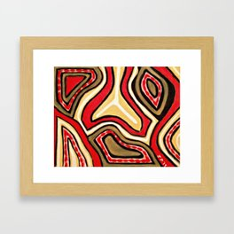 Bloodline Framed Art Print