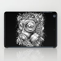 chaos iPad Cases featuring Chaos by toto6