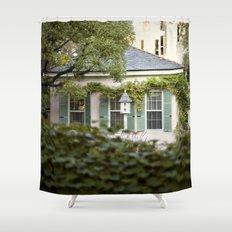 glimpse::charleston Shower Curtain