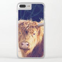 Scottish Highland Clear iPhone Case