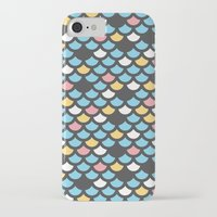 scales iPhone & iPod Cases featuring Scales by SKUDIAdesigns