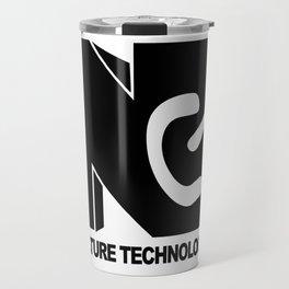 NCT Mono logo Travel Mug