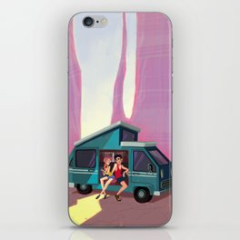 Van Life iPhone Skin