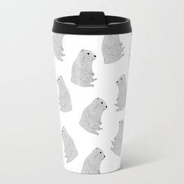 An Elusive Marmot Travel Mug