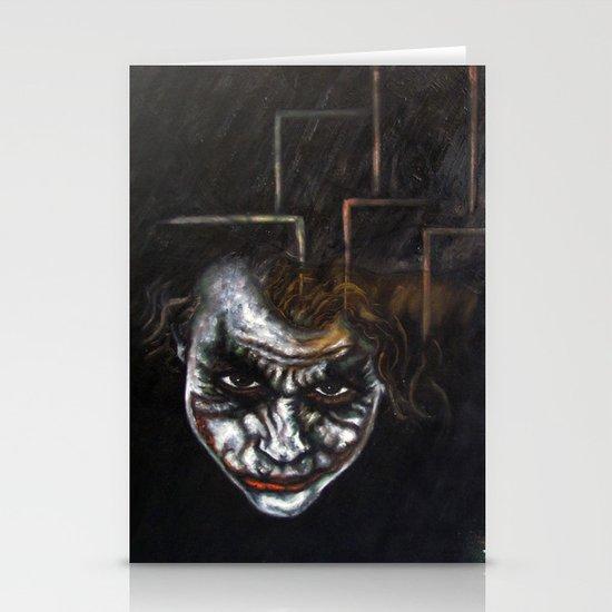 """""""Joker"""" Stationery Cards"""