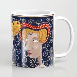 L'Epoca di Federico II - La giostra Coffee Mug