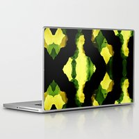 reggae Laptop & iPad Skins featuring Reggae Fields by Stoian Hitrov - Sto