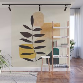 Abstract Elements 20 Wall Mural