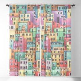 Guanajuato, Mexico Sheer Curtain