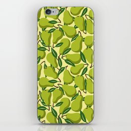 Pears iPhone Skin