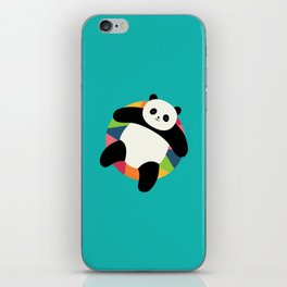Chillin iPhone Skin