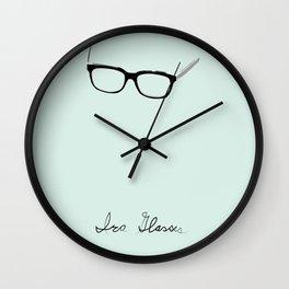 Ira Glasses Wall Clock
