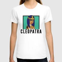 Cleopatra Modern Egyptian Queen T-shirt