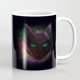 Watching Cat Coffee Mug