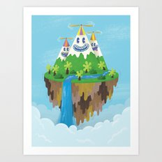Flight of the Wild Art Print