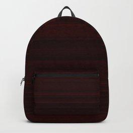 Mahogany Wood Texture Backpack
