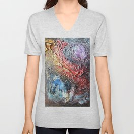 The mesozoic Unisex V-Neck