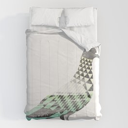 Tessellated Pigeon Comforters
