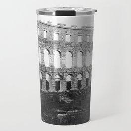 Roman Amphitheater Travel Mug
