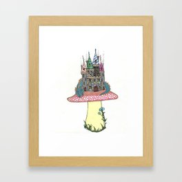 Tiny Kingdom Number 6 Framed Art Print