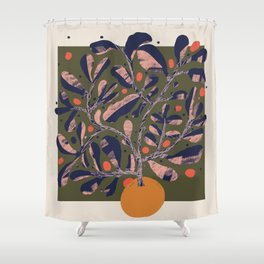 Thriving Tree Shower Curtain