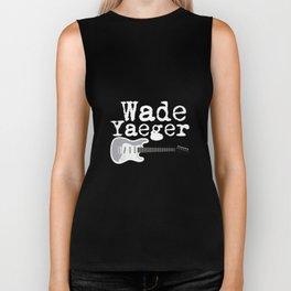 Wade Yaeger Stratocaster Shirt Biker Tank