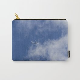 Flying Through Clouds Carry-All Pouch