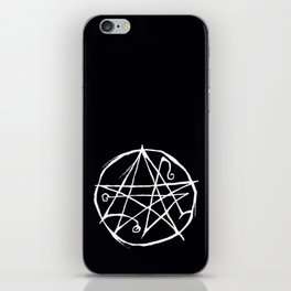 Necronomicon iPhone Skin