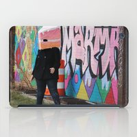 detroit iPad Cases featuring Detroit Graffiti by ashurcollective
